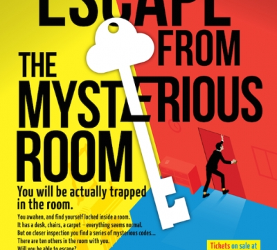 Escape from the Mysterious Room